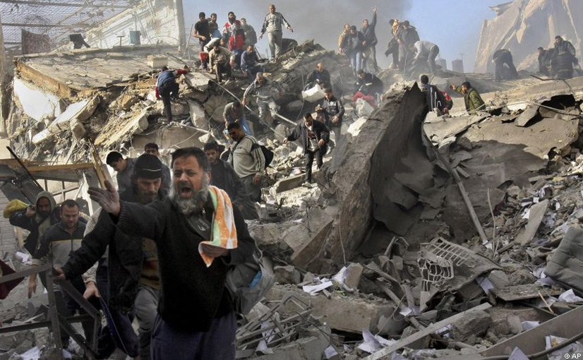 Photo of End Unlawful Attacks and Meet Gaza's Emergency Needs