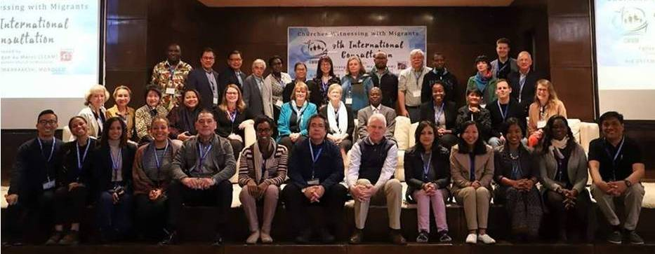 Photo of ACHRS participation to the 9th CWWM Conference