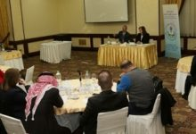 Photo of A Brainstorming Session on the Rule of Law in Jordan Organized by the Amman Center for Human Rights Studies